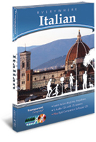 Everywhere Italian Audio Course image