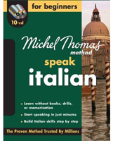 Michel Thomas: Italian for Beginners image