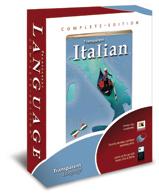Transparent Language Complete (Italian) image